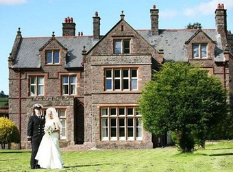 buckland hall weddings