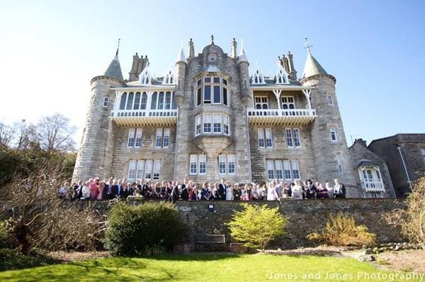 chateau rhianfa weddings